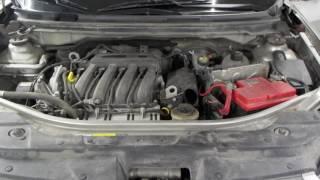 видео Двигатель Ниссан Альмера G15