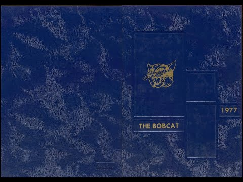 1977 Sunray High School yearbook: The Bobcat