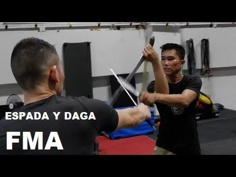 Basic Espada Y Daga Study Session: Rapido Realismo Kali