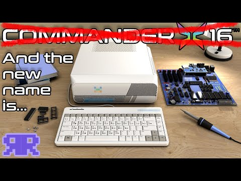 We're Being Sued: Why we're renaming The 8-Bit Guy's Commander X16™ computer