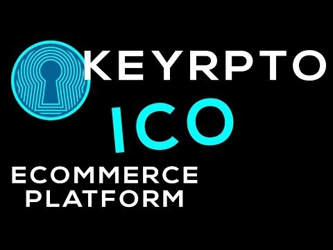 Keyrpto an Online Blockchain E-Commerce Platform with Smart Contracts