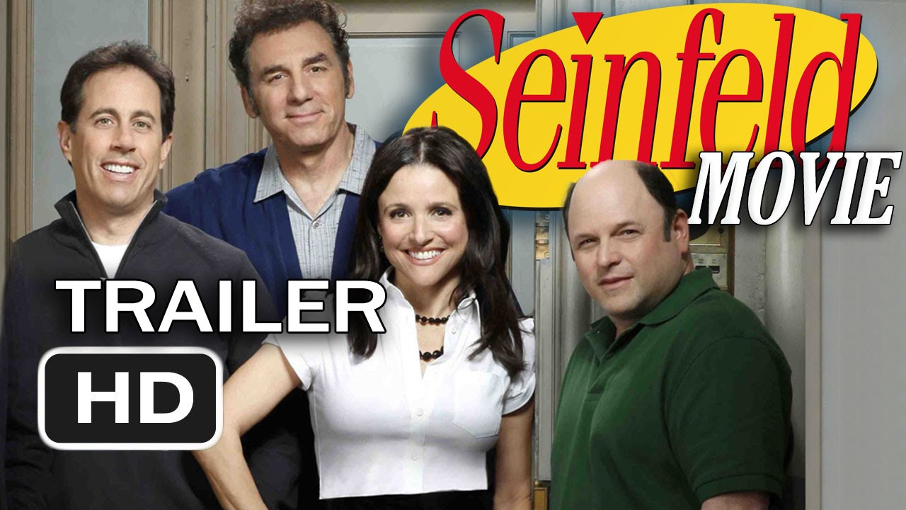 Seinfeld: The Movie (2020 Parody Trailer)