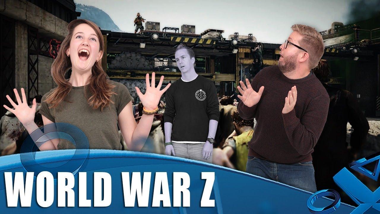 Guerra Mundial Z - Explorando Marsella + vídeo