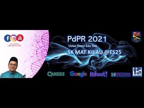PdPR Sirah Tahun 5 Itqan Membawa Berkat (Google Meet)