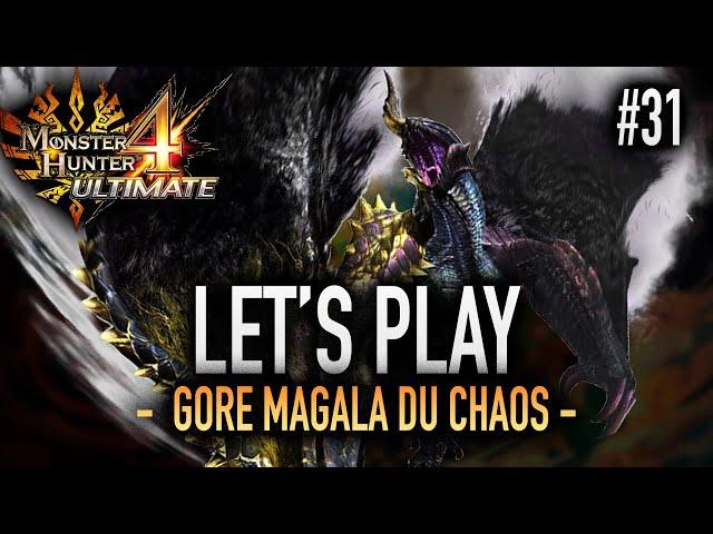 MI GORE, MI SHAGARU - #31 Let's Play MH4U HD