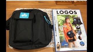 LOGOS SHOULDER BAG BOOK アクティブ派の多機能バッグ 発売日:2019年8月3日 価格:1944円(税込) スタジオクリップのショルダーバッグと比較して...