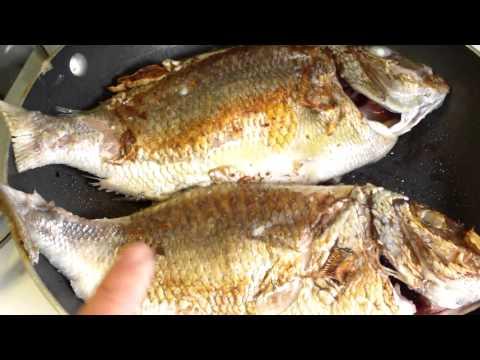 Porgy Fish Soup