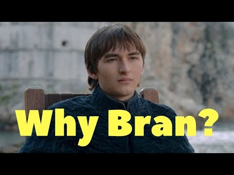 Why did Bran become king?