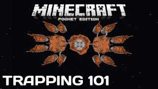 Trapping 101-MCPE(MARTIAN)