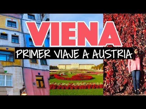 Primer viaje a Viena