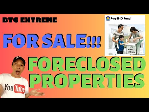 FORECLOSED PROPERTIES For Sale   Pag IBIG Fund Acquired Assets