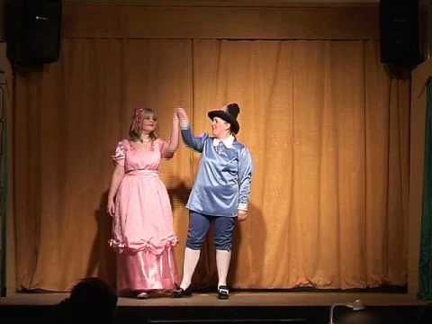 Willie Crusoe and Bessie Bowsprit Sing close to you.wmv
