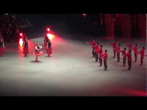 Russian Cossak State Dance Company
