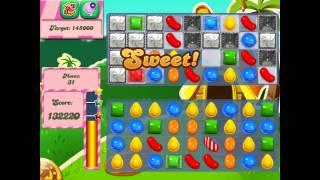 Candy Crush Saga: Level 199 (No Boosters 3★) iPad 4
