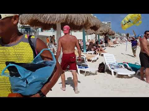 Grand Oasis Sens Cancun Walk Around Feb 18