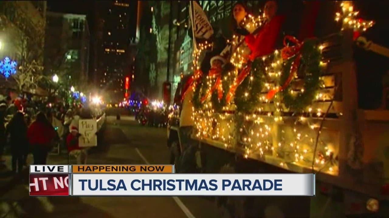 tulsa christmas parade 2016