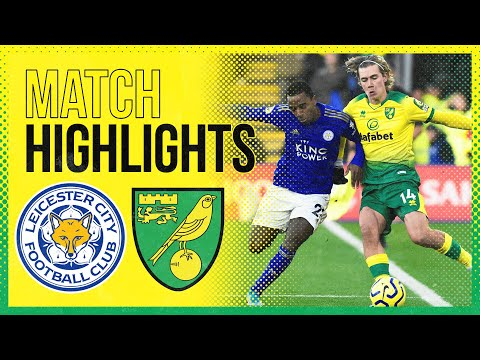 HIGHLIGHTS | Leicester City v Norwich City |