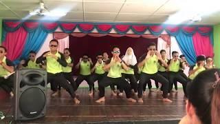 SMK Putatan Senamrobik- Syinta Gila + Lagi Tamvan