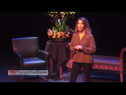 IT IS ABOUT TIME FOR WOMEN TO SPEAK UP  Maryann Brandon  TEDxCanonDriveWomen