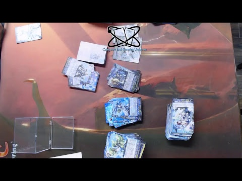Cardfight!! Vanguard commander of the Incessant waves mass box opening
