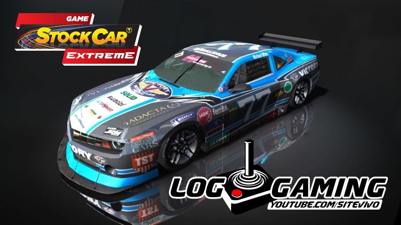 Drm Game Stock Car