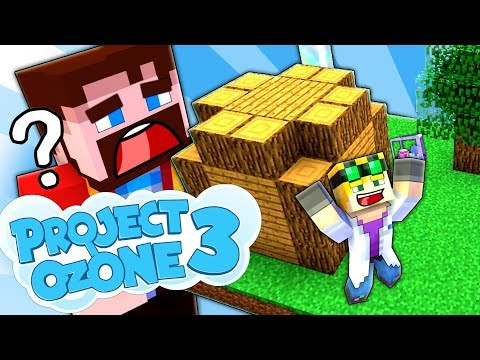 Minecraft Project Ozone 3 - SNOW GLOBE DIMENSION #84