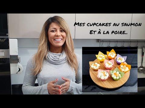 comment-faire-des-cupcakes-au-saumon-et-à-la-poire?-recette-très-facile-et-rapide-à-réaliser