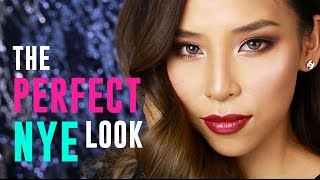 New Year's Eve Makeup Tutorial- Great for Hooded Eyes