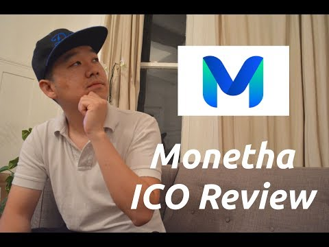 Monetha ICO Review - Decentralized PayPal With Trust System! Starts 8/31!