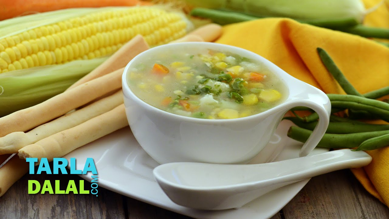 how to make sweet corn vegetable