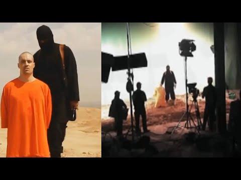 Hacked ISIS CIA MI6 STUDIO BEHEADING