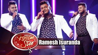 Ramesh Isuranda | Santhapa mawathe (සන්තාප මාවතේ) | Dream Star Season 10 Thumbnail