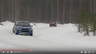 Rally Sarma 2019 Cedrus Tropos Racing (09.02.2019)