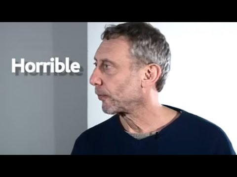 Horrible - Kids' Poems and Stories With Michael Rosen
