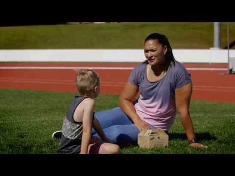 Valerie Adams backs ecostore's healthy fundraising soaps