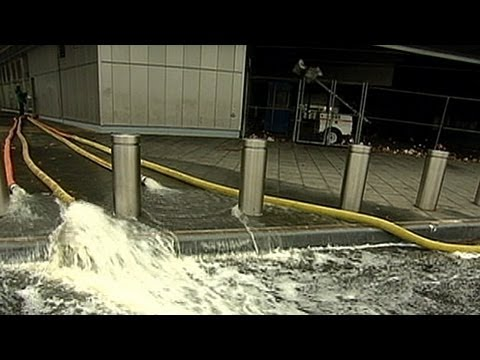 After Sandy, New York City Underwater, Cut Off