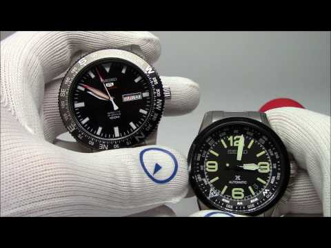 How to use a Compass Bezel - Watch and Learn #17