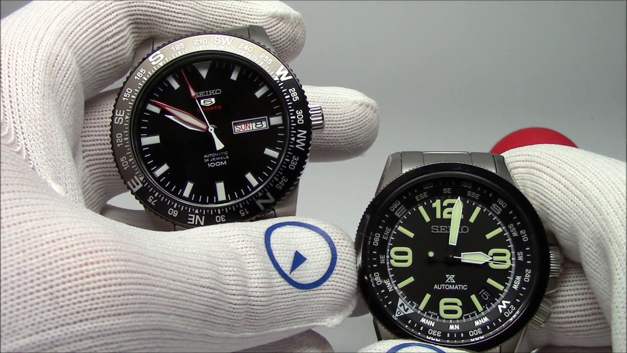 How to use a compass bezel watch and learn 17 youtube for Watches with compass