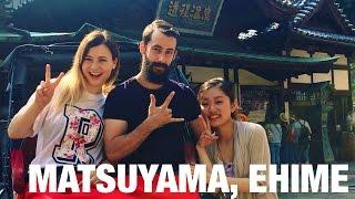 JAPAN TRAVEL | Exploring Beautiful Matsuyama in Ehime Prefecture!