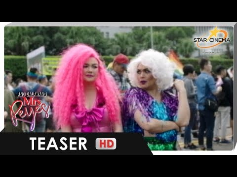 Teaser | Two box office queens and royalties | 'Ang Dalawang Mrs Reyes'
