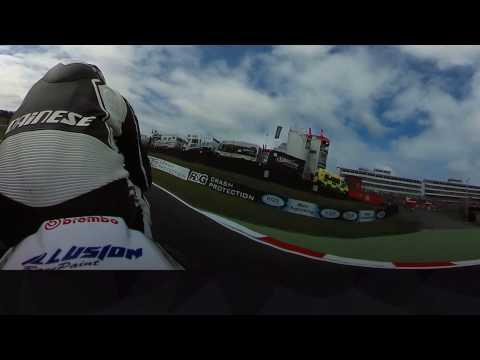Brands Hatch - 14.04.2017 - MSVT Bike Track Day - Fly360
