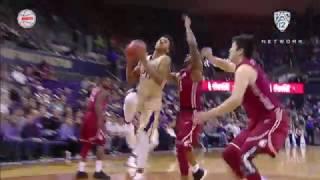 Recap: Washington State men s basketball defeats rival Washington in Seattle