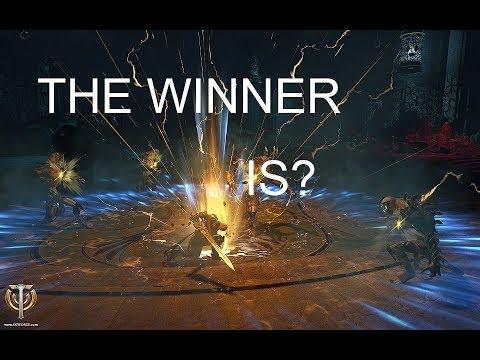Skyforge, Grovewalker pack giveaway winner!