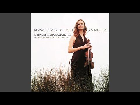 Sonata No. 1 for Violin and Piano, Op. 21: I. Allegro appassionato