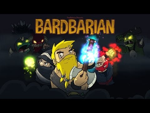 Bardbarian - Universal - HD Gameplay Trailer