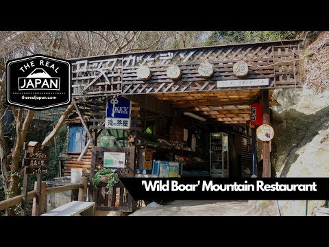 Wild Boar Mountain Restaurant | The Real Japan | HD