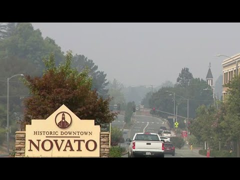 Air quality in the Bay Area deteriorating as smoke from Glass Fire ...