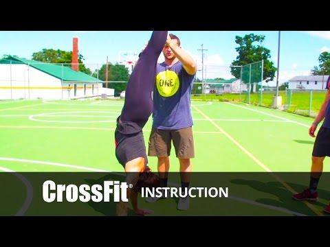 Handstand Walk Progression With Austin Malleolo