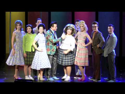 Victoria Morgan is Tracy Turnblad in Musical Theatre West's HAIRSPRAY