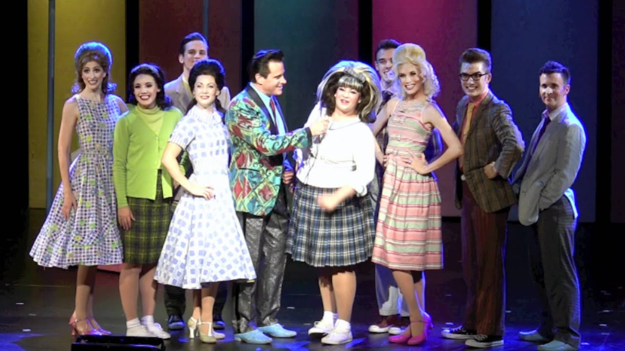 Victoria Morgan is Tracy Turnblad in Musical Theatre West ...